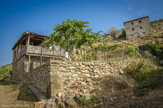 Authentic Macedonian Architecture in village Gradesnica, Mariovo
