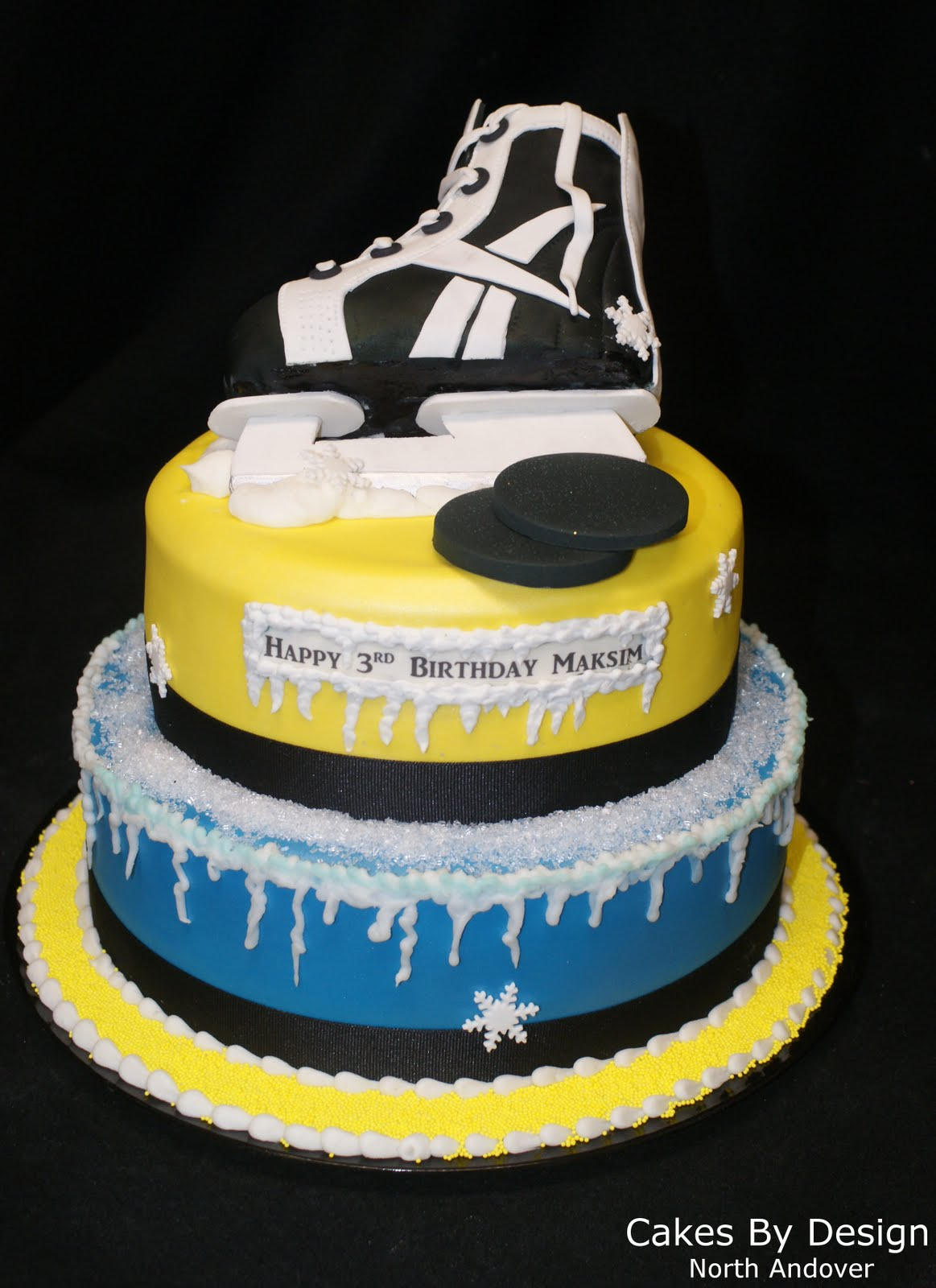 Cakes By Design Edible Art Blog Winter Themed Cakes