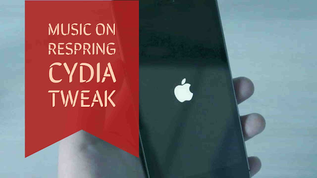 """A new cydia tweak called """"Don't Stop The Party!"""" by the author David Goldman, Wizages is available on cydia that let users to listen to the song even on resprings"""