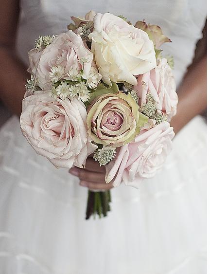 Vintage Bridal Bouquet 90