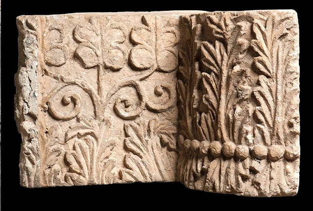 Ancient carved stones from Nabatean temple returned to Jordan