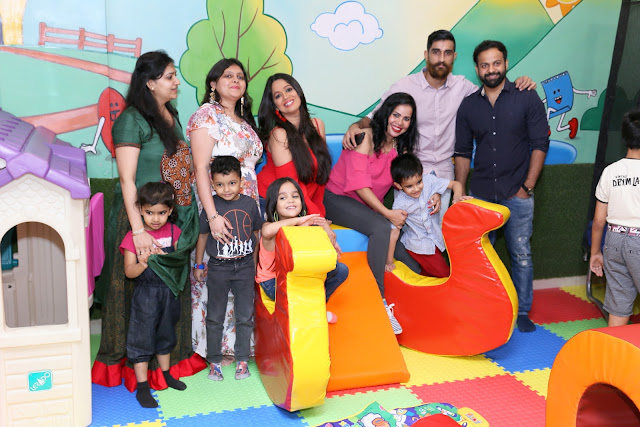 A perfect place for a day full of fun, frolic, pampering and art for your children- STONE PAPER SCISSORS Launches in Kolkata!