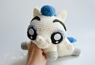 Krawka: crochet cute and cuddly pegasus pattern by Krawka https://www.etsy.com/listing/549478067/crochet-pattern-no-1720-pegasus-pattern?ref=shop_home_active_1