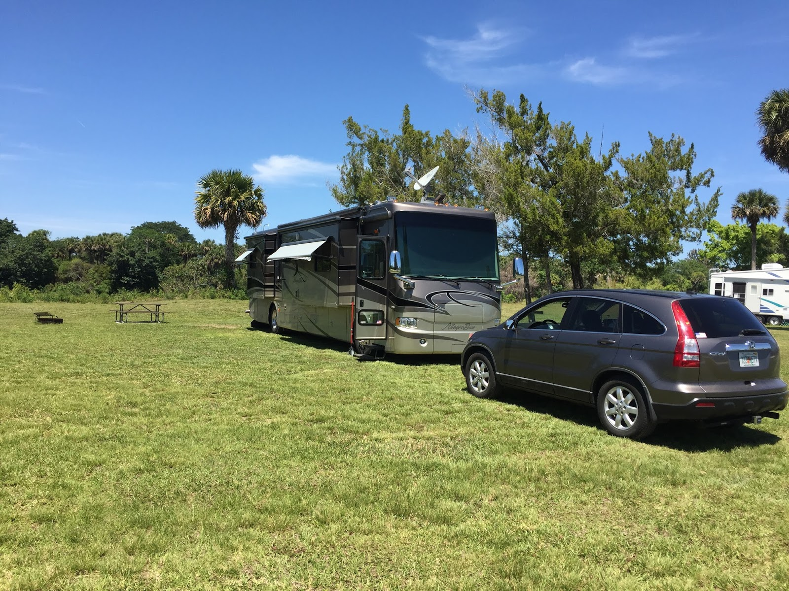 The Roadrunner Chronicles Places We Camped April 2016
