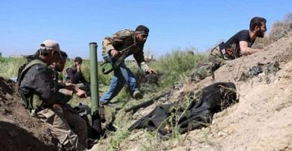 Pejuang Suriah Tunjukkan Superiornya