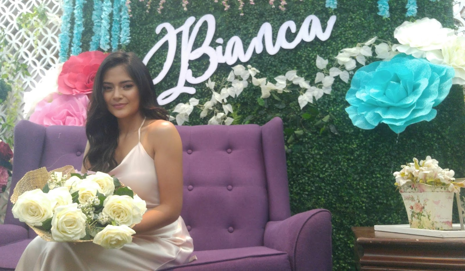 Watch Bianca Umali (b. 2000) video