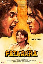 Pataakha 2018 Full Hindi Movie Download Hd Pre DVDRip 700Mb