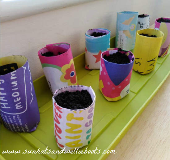 Sun Hats Wellie Boots 10 Simple Recycled Plant Pots For Kids To Make This Spring
