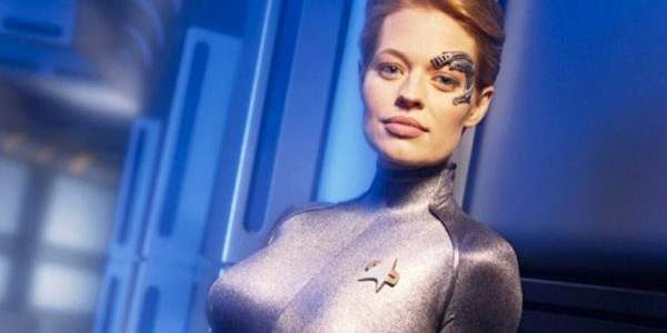 Talk this jerri ryan fighting costume