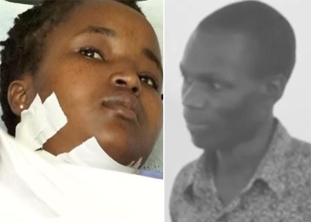 Ex-boy friend stabbed Kenyan student after ending relationship with him..