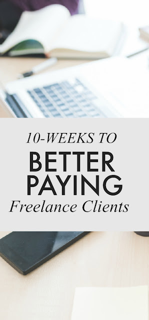 Use these strategies to get better-paying freelance writing clients in less than 10 weeks.
