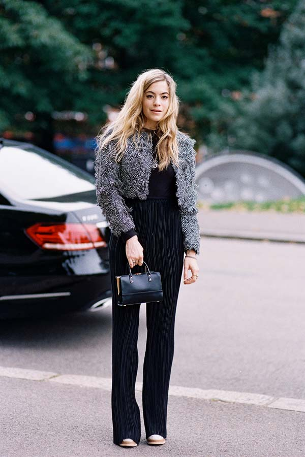Vanessa Jackman London Fashion Week Ss 2016 Chelsea