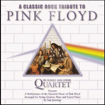 The Classic Rock String Quartet - A Classic Rock Tribute To Pink Floyd (2004)