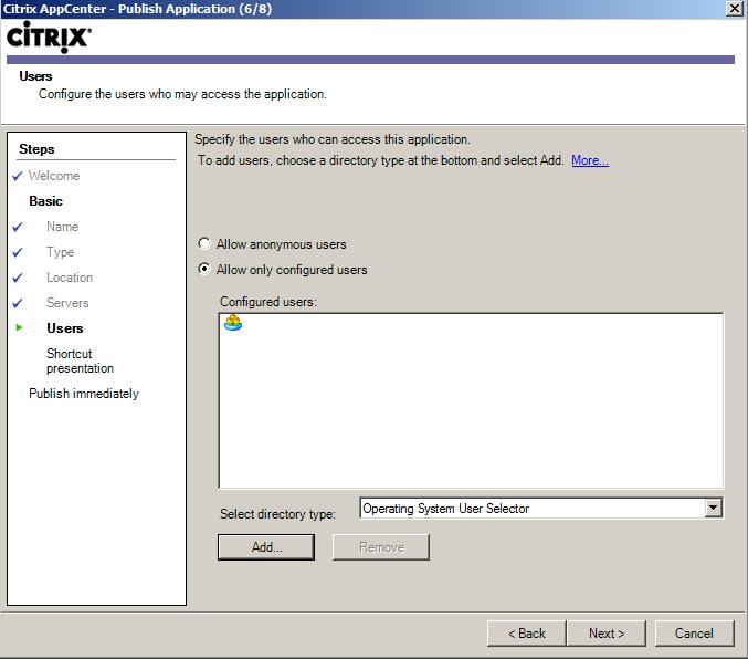 XenApp » Citrixirc com » Page 2