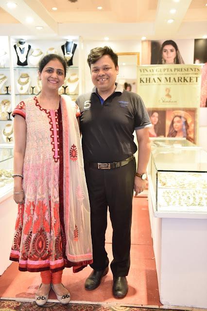 Anshu and Vinay Gupta- Shri Hari Diagems