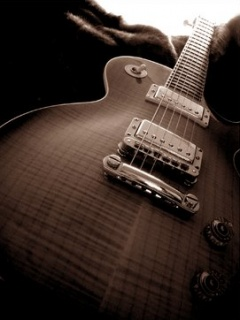 Free Download Girl Wallpaper For 360x640 Guitar 240x320 Mobile Wallpapers Mobile Wallpapers