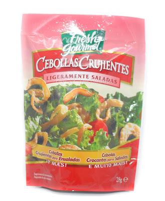 Fresh Gourmet cebollas crujientes