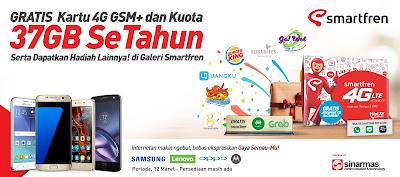30 Daftar Smartphone Yang Mendukung Kartu Smartfren Gsm 4g Plus