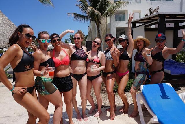 Punta Cana, Beachbody Success Club Trip, Jaime Messina, BEachbody Coaching, lgbt, lesbian fitness, fit lesbian, lesbian beachbody coach, health coach, free trips,