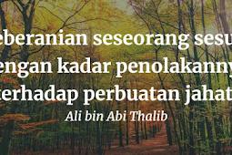 Kutipan Ali bin Abi Thalib yang Membuat Kehidupan Menjadi Semangat