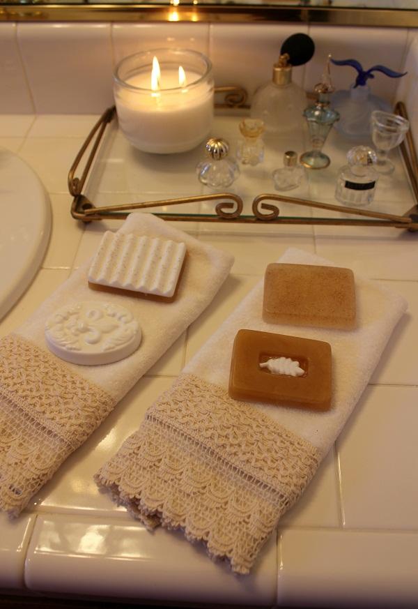 My Cozy Corner Handmade Soap For Angel Bathroom