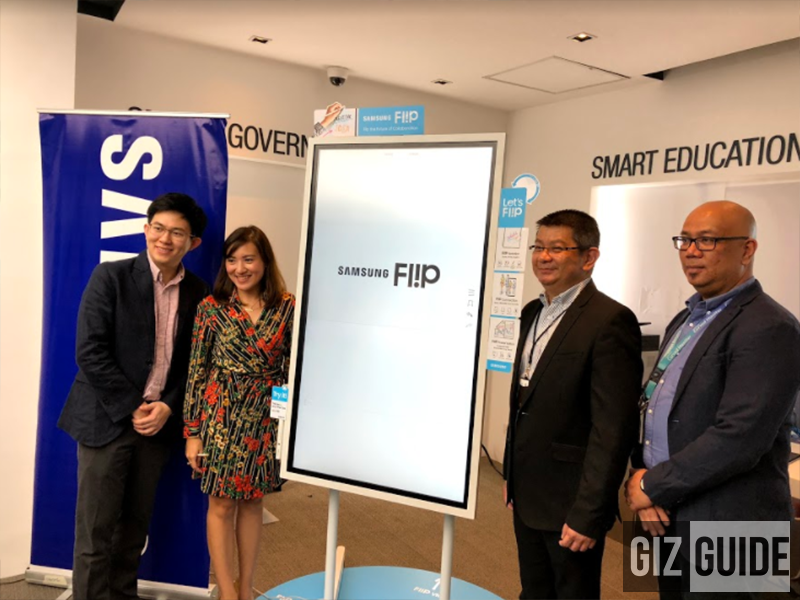 Samsung Fl!p screen is now in PH, price starts at PHP 139,990!