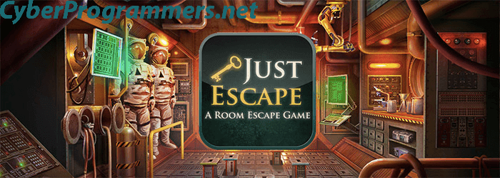 Just Escape game