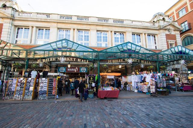 Jubilee market hall-Londra