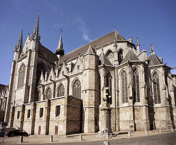 Colegiata de Sainte-Waudru (Mons, Bélgica)