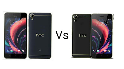 HTC Desire 10 Lifestyle Vs HTC Desire 10 Pro: what's different?