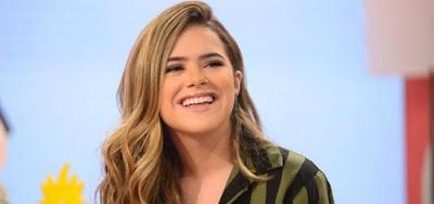 A apresentadora Maisa Silva se manifestou em suas redes sociais sobre o novo filtro do Snapchat