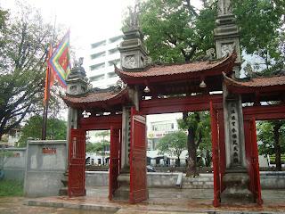 Parque de Hanoi Thu Le