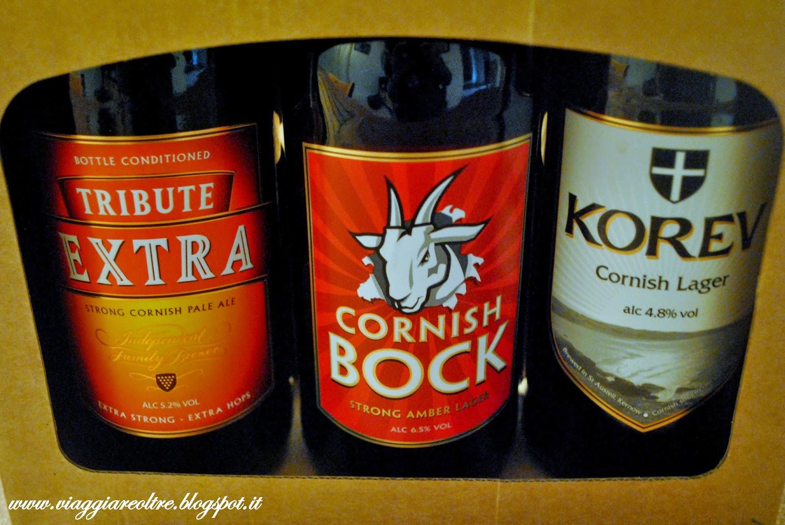 birre della cornovaglia