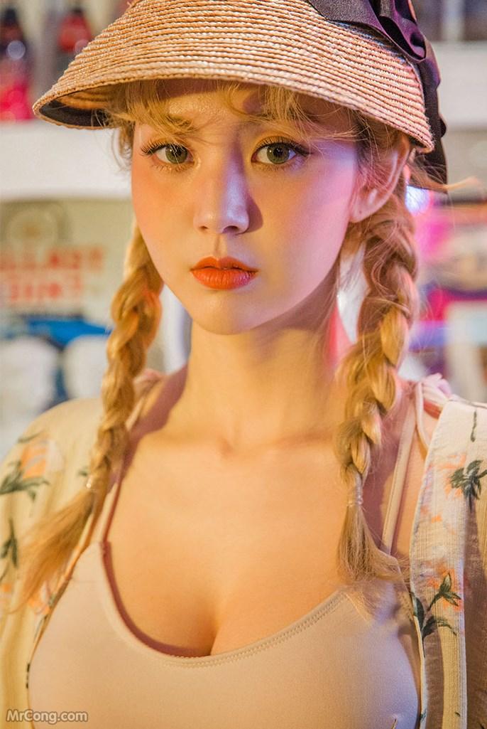 Image Lee-Chae-Eun-Terry-Hot-Thang-4-2017-MrCong.com-002 in post Người đẹp Lee Chae Eun và Terry trong bộ ảnh nội y, bikini tháng 4/2017 (56 ảnh)