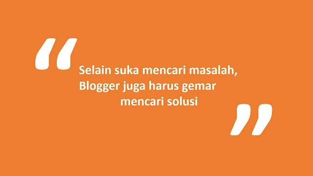 Blogger yang Suka Cari Masalah Cenderung Lebih Disukai, Mengapa?