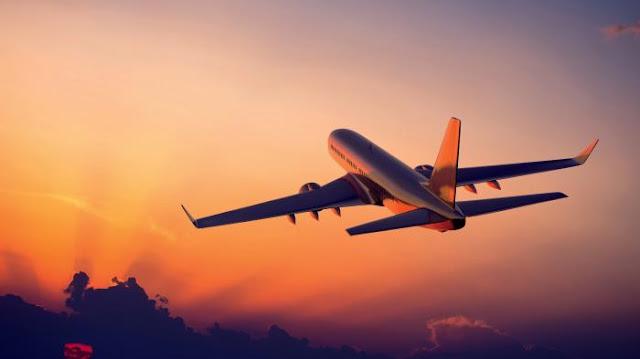 kargo jantung manusia Membuat Pesawat terpaksa putar balik