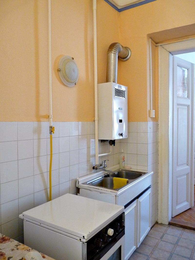 Budapest apartment tour