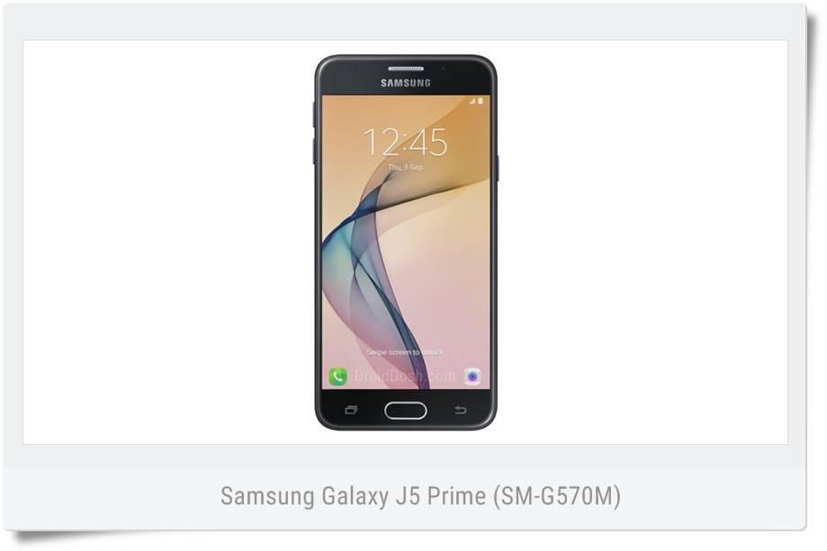 Samsung Galaxy J5 Prime (SM-G570M) CRM South America