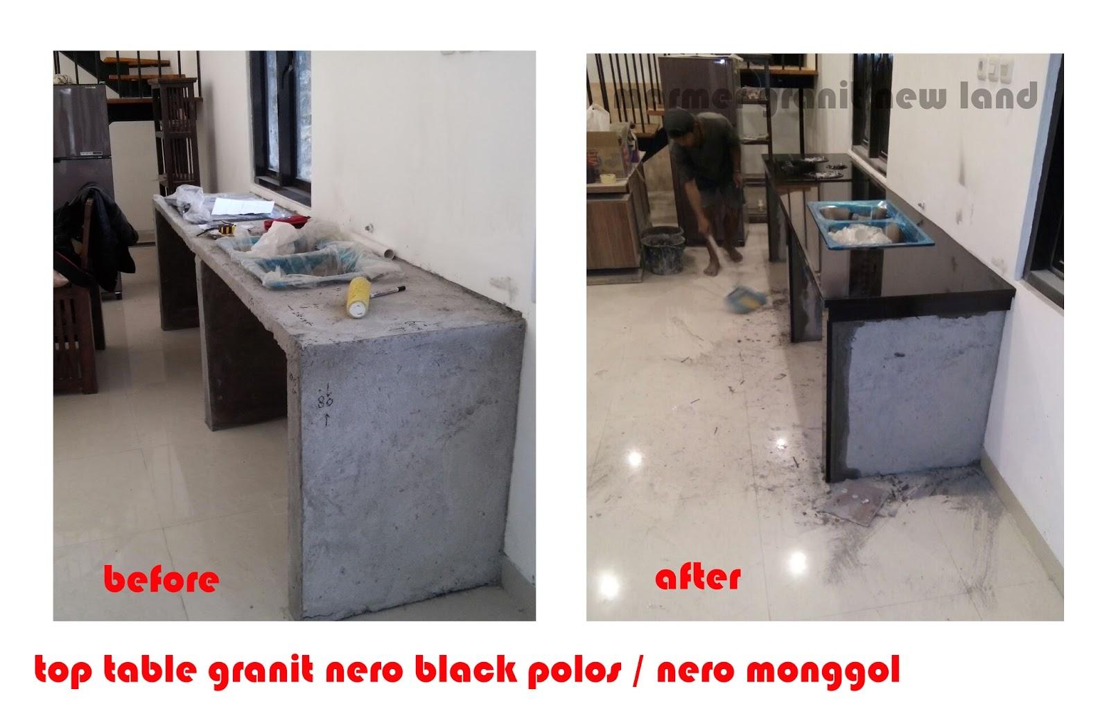 Granit Marmer Alam Depok Contoh Top Table Kitchen Set Granit Dan Marmer