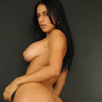 Andrea Rincon – Selena Spice – Cachetero Verde Foto 211
