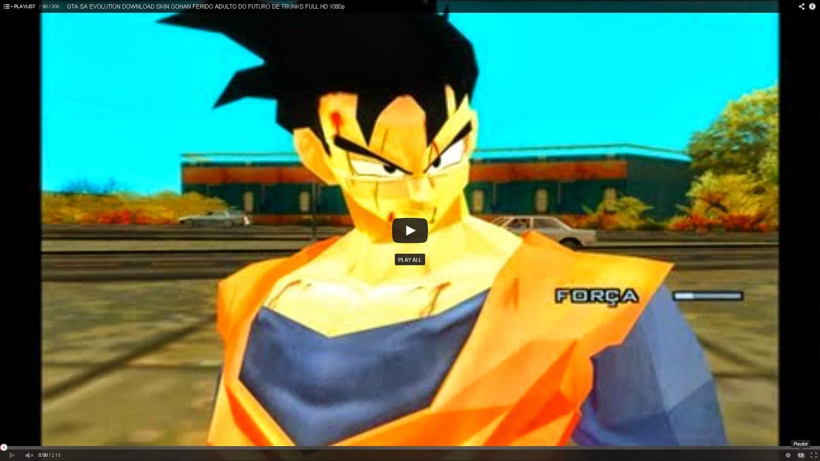 Gta San Andreas Pc Dragon Ball Z Mod Download - tartargraph's blog