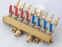 Types of Water Manifolds for Injection Molds