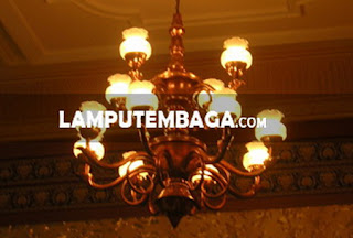 lampu+gantung+klasik+tembaga kuningan