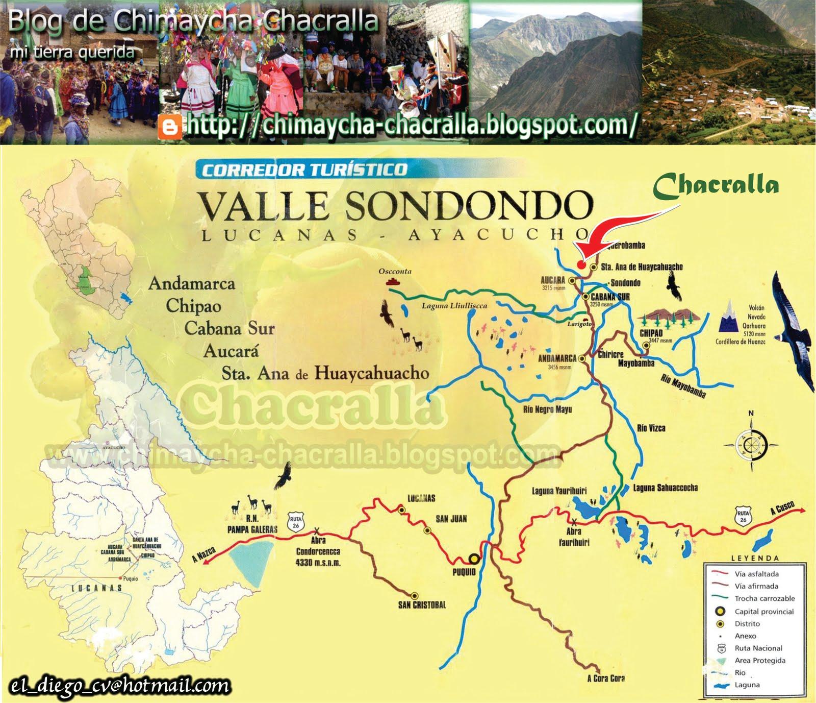 Circuito Turistico Ayacucho : Junio