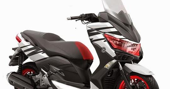Motor Yamaha Nmax Terbaru 2017  Modifikasi Motor Kawasaki Honda