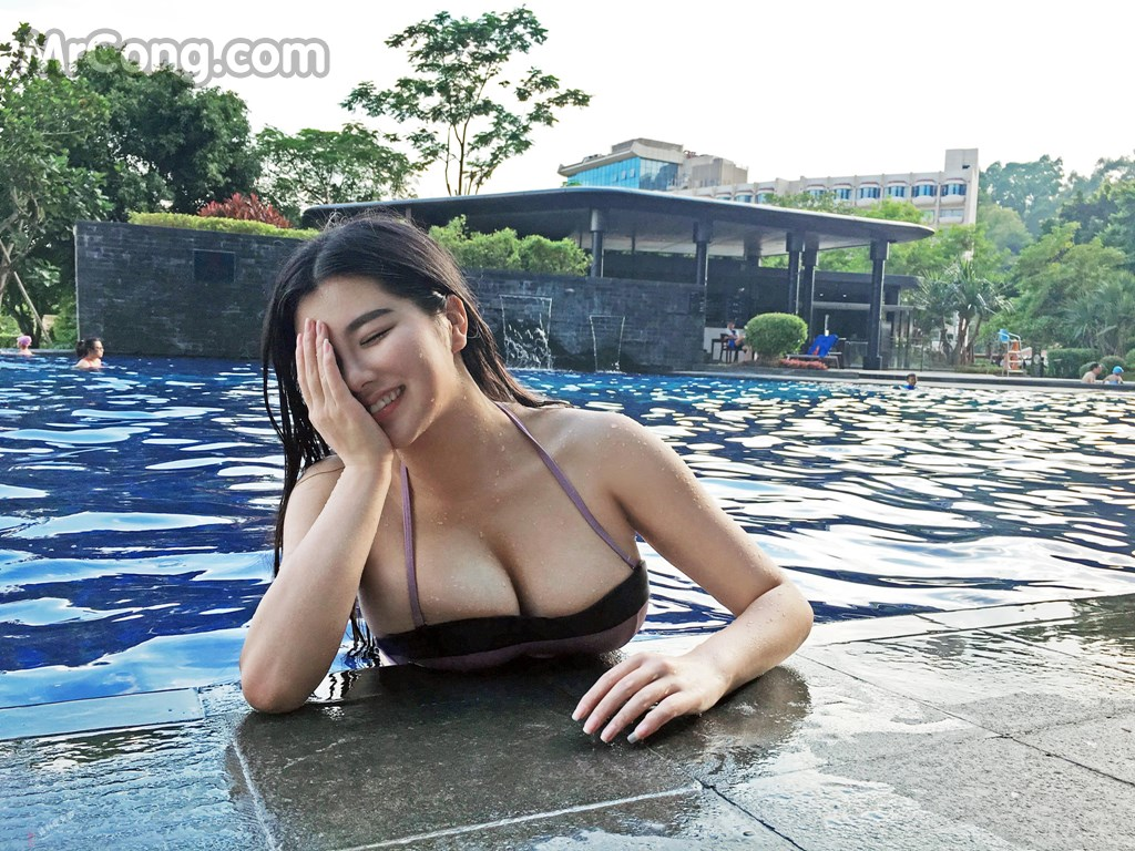 Image MrCong.com-TuiGirl-No.77-Selena-Na-Lu-004 in post TuiGirl No.77: Người mẫu Selena (娜露) (30 ảnh + 1 video)