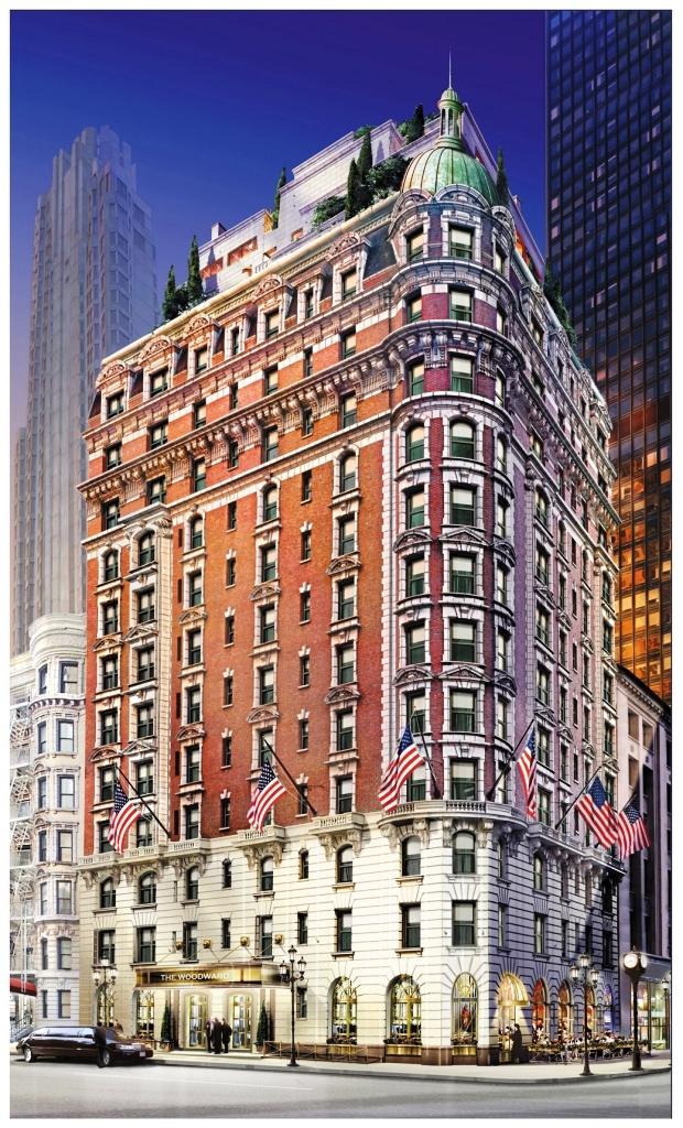 Daytonian In Manhattan: The 1904 Hotel Woodward