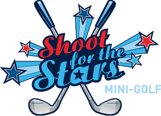 Shoot for the Stars Mini-Golf course in Branson, Missouri
