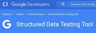 Structured Data Blog