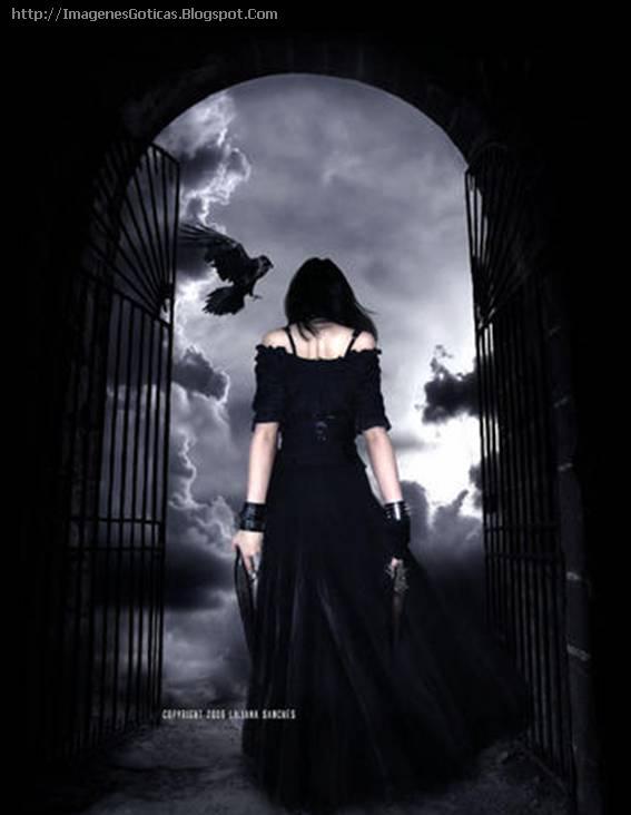 Resultado de imagen para mujer gotica muerta